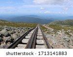 Old Fashioned Train Track Cog...