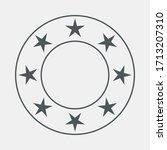 frame stars circle quality...