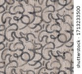 seaumless neutral worn faded... | Shutterstock . vector #1713233500