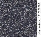seaumless neutral worn faded... | Shutterstock . vector #1713233503