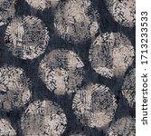 seaumless neutral worn faded... | Shutterstock . vector #1713233533