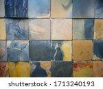 stone tiles wall textures...   Shutterstock . vector #1713240193