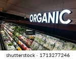 Closeup Of Organic Produce...