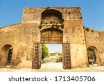 Medieval City Gate Of San Marc...
