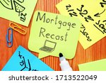 Financial Concept About...