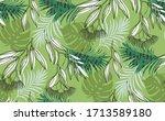 seamless  illustration pattern... | Shutterstock .eps vector #1713589180