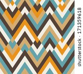 seamless ethnic zigzag pattern... | Shutterstock .eps vector #171359618