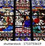 rouen  france   september 21... | Shutterstock . vector #1713753619