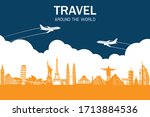 Travel And Transport Concept....