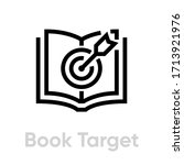 book target personal targeting... | Shutterstock .eps vector #1713921976