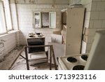 Abandoned Kitchen In Ghost Town ...