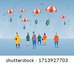 to combat an impending... | Shutterstock .eps vector #1713927703