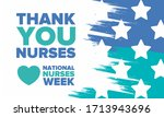 National Nurses Week. Thank Yo...