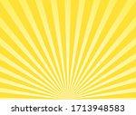 sunlight rays horizontal... | Shutterstock .eps vector #1713948583