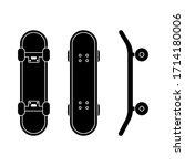 Skateboard On Very Popular...