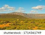 Landscape Of Tankwa Karoo Veld...