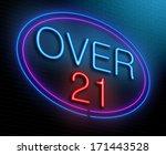 illustration depicting an... | Shutterstock . vector #171443528