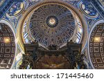 Rome   January 8  Interior Of...