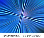 Abstract Surface Radial Zoom...