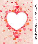 valentine's day background.... | Shutterstock . vector #171450626