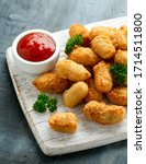Crispy Battered Scampi Nuggets...