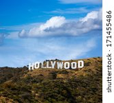 hollywood california   april 12 ... | Shutterstock . vector #171455486
