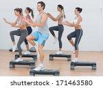 full length side view of... | Shutterstock . vector #171463580