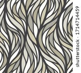 seamless abstract  grey and... | Shutterstock .eps vector #1714714459