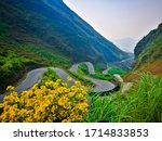 Beautiful Landscape At Ha Giang ...