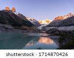 Calluqueo Glacier In X901 Route ...