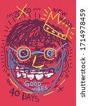 new world t shirt design... | Shutterstock .eps vector #1714978459