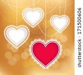 vector background with...   Shutterstock .eps vector #171500606