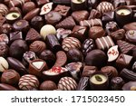 Chocolate Candies With Various...