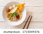 Spicy Noodles With Fish Ball...