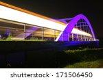 bridge in ostfildern near...   Shutterstock . vector #171506450
