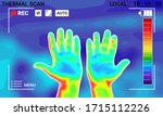 illustration vector graphic of... | Shutterstock .eps vector #1715112226