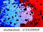 blue  white and orange... | Shutterstock . vector #1715159929