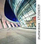 exterior of modern buildings | Shutterstock . vector #171536519