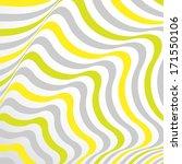 abstract background in opt art... | Shutterstock .eps vector #171550106