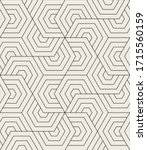vector seamless pattern with... | Shutterstock .eps vector #1715560159