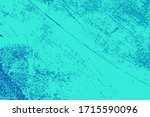 distress blue urban used...   Shutterstock .eps vector #1715590096