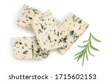 Blue Cheese Slices With...