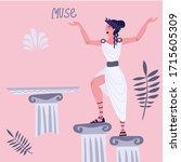 Greek Mythology Muse Of Tragedy ...
