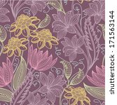 seamless  background pattern... | Shutterstock .eps vector #171563144
