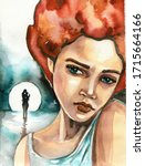 Watercolor Illsutration...