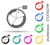campaign stats multi color...