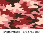 Seamless Classic Camouflage...