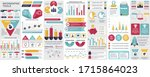 bundle infographic ui  ux  kit... | Shutterstock .eps vector #1715864023
