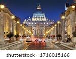 Rome  Italy   12 26 2016  Via...
