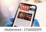 Online Corona Fake News On A...